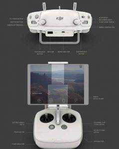 dji-phantom-3-advanced-controle