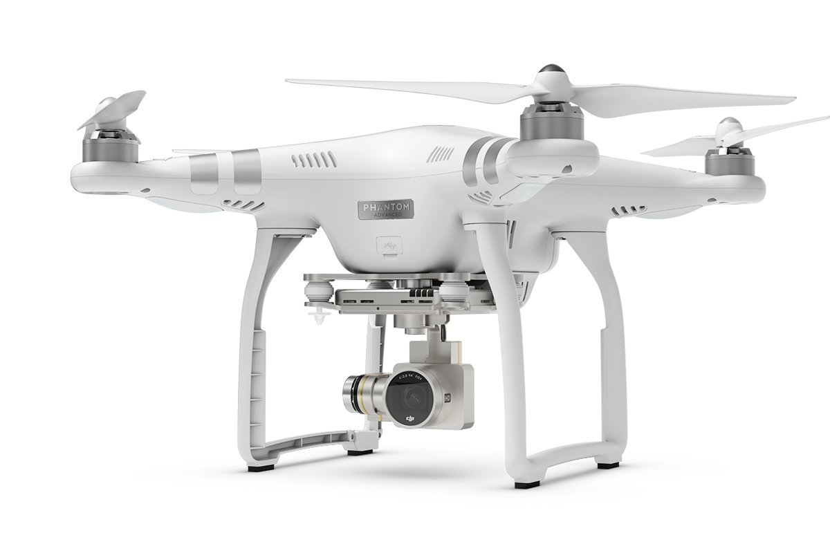 Drone DJI Phantom 3 Advanced - Review