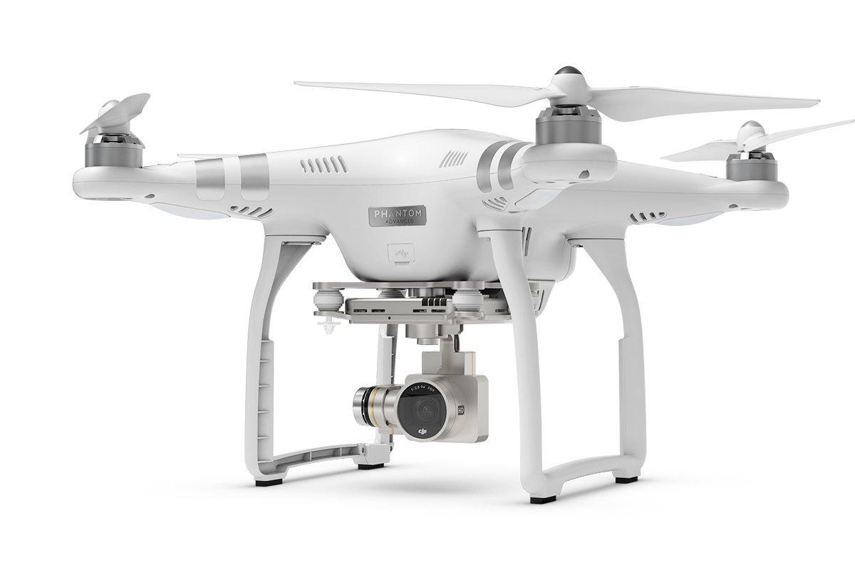 Drone DJI Phantom 3 Advanced - Review