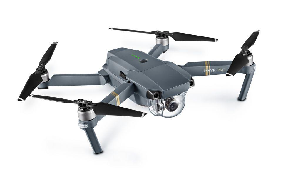 Drone DJI Mavic Pro - Review
