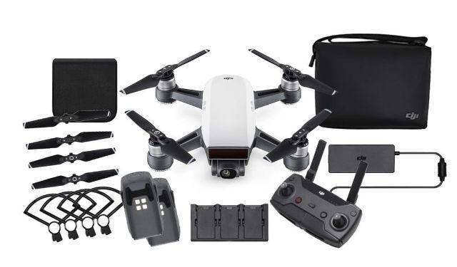 Drone DJI Spark - Avaliação - Review