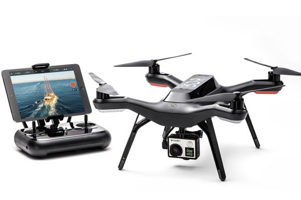 Drone 3DR Solo - Avaliação no Brasil